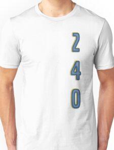 Volvo 240 Unisex T-Shirt