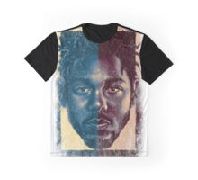 Lamar Braker Berry Mixed Graphic T-Shirt