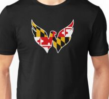 Maryland Caps Fan Unisex T-Shirt