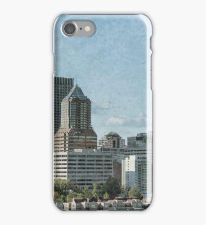 Portland Drive By iPhone Case/Skin