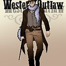 Western Outlaw by CatAstrophe