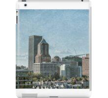 Portland Drive By iPad Case/Skin