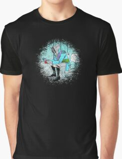 Saga - Prince Robot IV Graphic T-Shirt