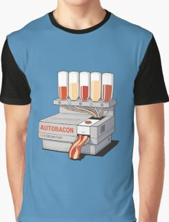 Auto Bacon Graphic T-Shirt