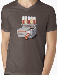 Auto Bacon Mens V-Neck T-Shirt