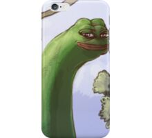 Rare Pepe Meme iPhone Case/Skin