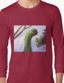 Rare Pepe Meme Long Sleeve T-Shirt
