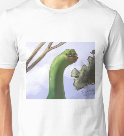 Rare Pepe Meme Unisex T-Shirt