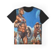 Master Of Universe Graphic T-Shirt