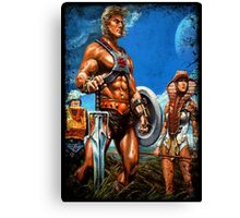 Master Of Universe Canvas Print