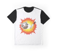 Cow Chop! Graphic T-Shirt