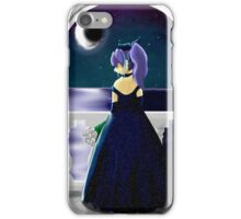 Under the Midnight Moon iPhone Case/Skin