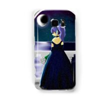 Under the Midnight Moon Samsung Galaxy Case/Skin