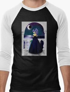 Under the Midnight Moon Men's Baseball ¾ T-Shirt