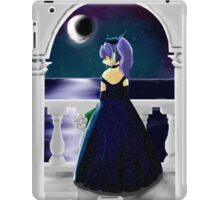 Under the Midnight Moon iPad Case/Skin