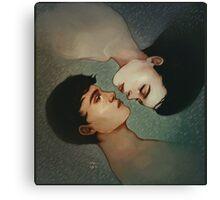 Romance #2 Canvas Print