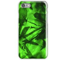 "Vibrant Green -""Bird On A Branch"" iPhone Case/Skin"