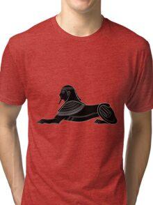 The Sphinx Tri-blend T-Shirt