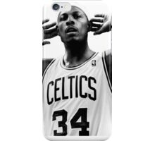 Listening to the haters iPhone Case/Skin