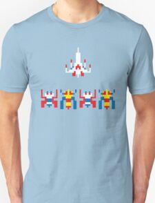 Galaga Game Unisex T-Shirt
