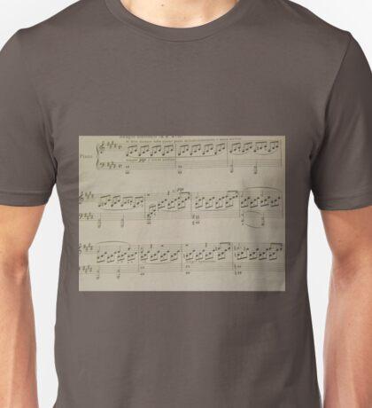 Moonlight Sonata Unisex T-Shirt