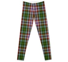 00112 Fredericton District Tartan  Leggings