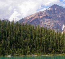 Turquoise Lake Sticker