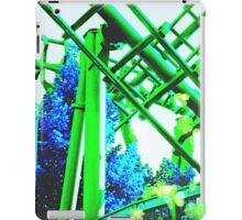 Roller coaster again? ! ! iPad Case/Skin