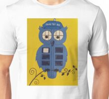 WHO OWL Unisex T-Shirt