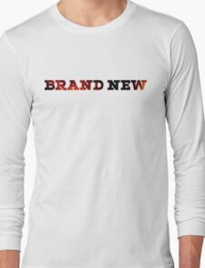 Brand New Logo Long Sleeve T-Shirt