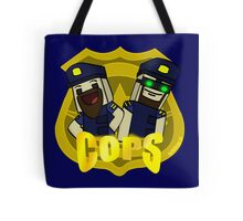 Unturned -  (Cops) - by Quikdraw Tote Bag