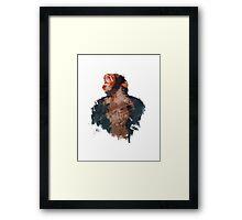 Primal Roar Framed Print