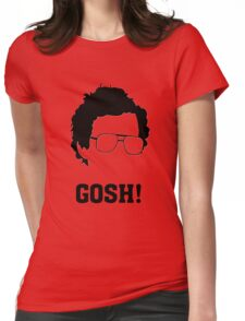 Napoleon Dynamite - GOSH! Womens Fitted T-Shirt