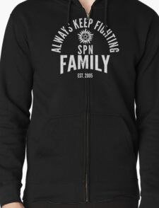 Keep Fight Family T-Shirt