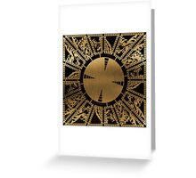 Lament Configuration Side A Greeting Card