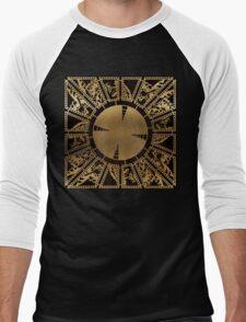 Lament Configuration Side A Men's Baseball ¾ T-Shirt