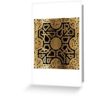 Lament Configuration Side D Greeting Card