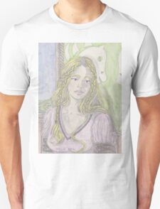 Fantasy Woman Unisex T-Shirt