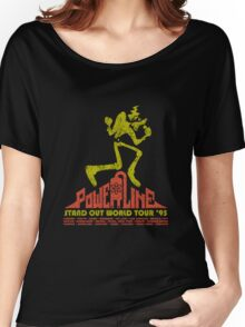 Powerline Women's Relaxed Fit T-Shirt