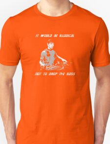 Funny DJ Spock Parody T-Shirt