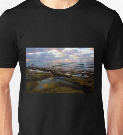 Tide Pool Reflections Unisex T-Shirt