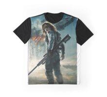 Winter Soldier  Graphic T-Shirt