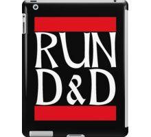 RUN D&D iPad Case/Skin