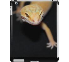 Orange Leopard Gecko iPad Case/Skin