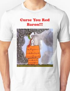 Curse you Red Baron! T-Shirt