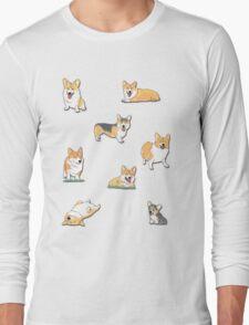 Corgi's Long Sleeve T-Shirt