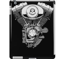 V - Twin Engine iPad Case/Skin
