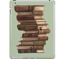 Stack of Books iPad Case/Skin