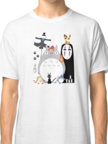 Studio Ghibli Gang Classic T-Shirt