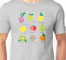 Fruits and... Unisex T-Shirt